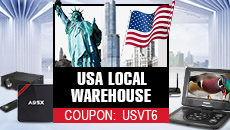 USA LOCAL WAREHOUSE FREE SHIPPING SUPER SALE DISCOUNT UP TO 64%