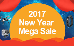 2017 New Year Mega Sale