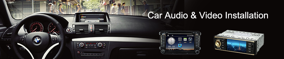 Car Audio & Video Installation