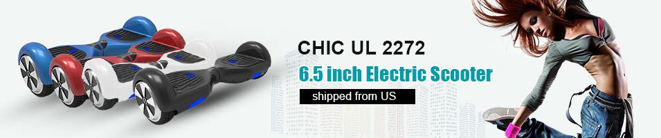 CHIC UL 2272