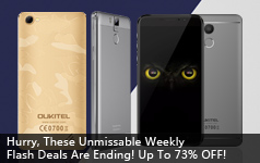 Hurry, These Unmissable Weekly Flash Deals Are Ending! Up To 73% OFF!