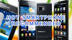 Hot Smartphone Recommended