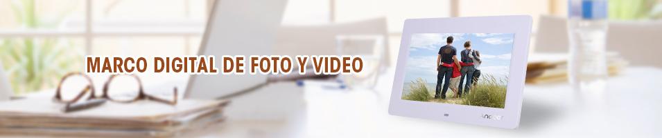 MARCO DIGITAL DE FOTO Y VIDEO