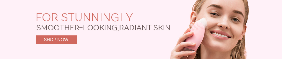 """""""FOR STUNNINGLY SMOOTHER-LOOKING, RADIANT SKIN"""""""