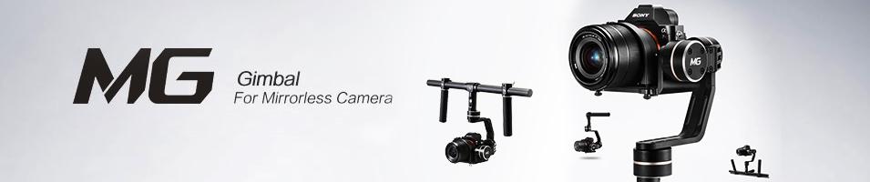 """""""MG Gimbal for Mirrorless Camera"""""""