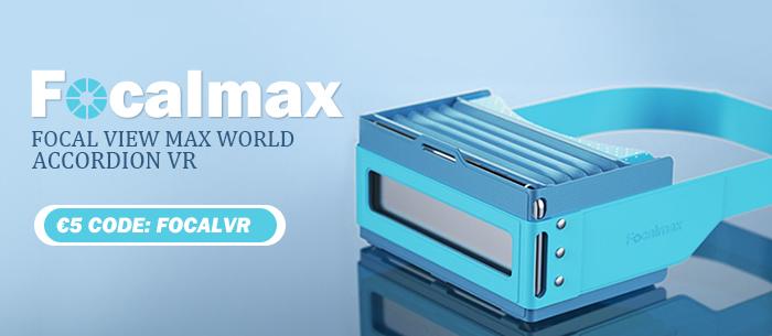 Focal View Max World   Accordion VR   €5 code:Focalvr