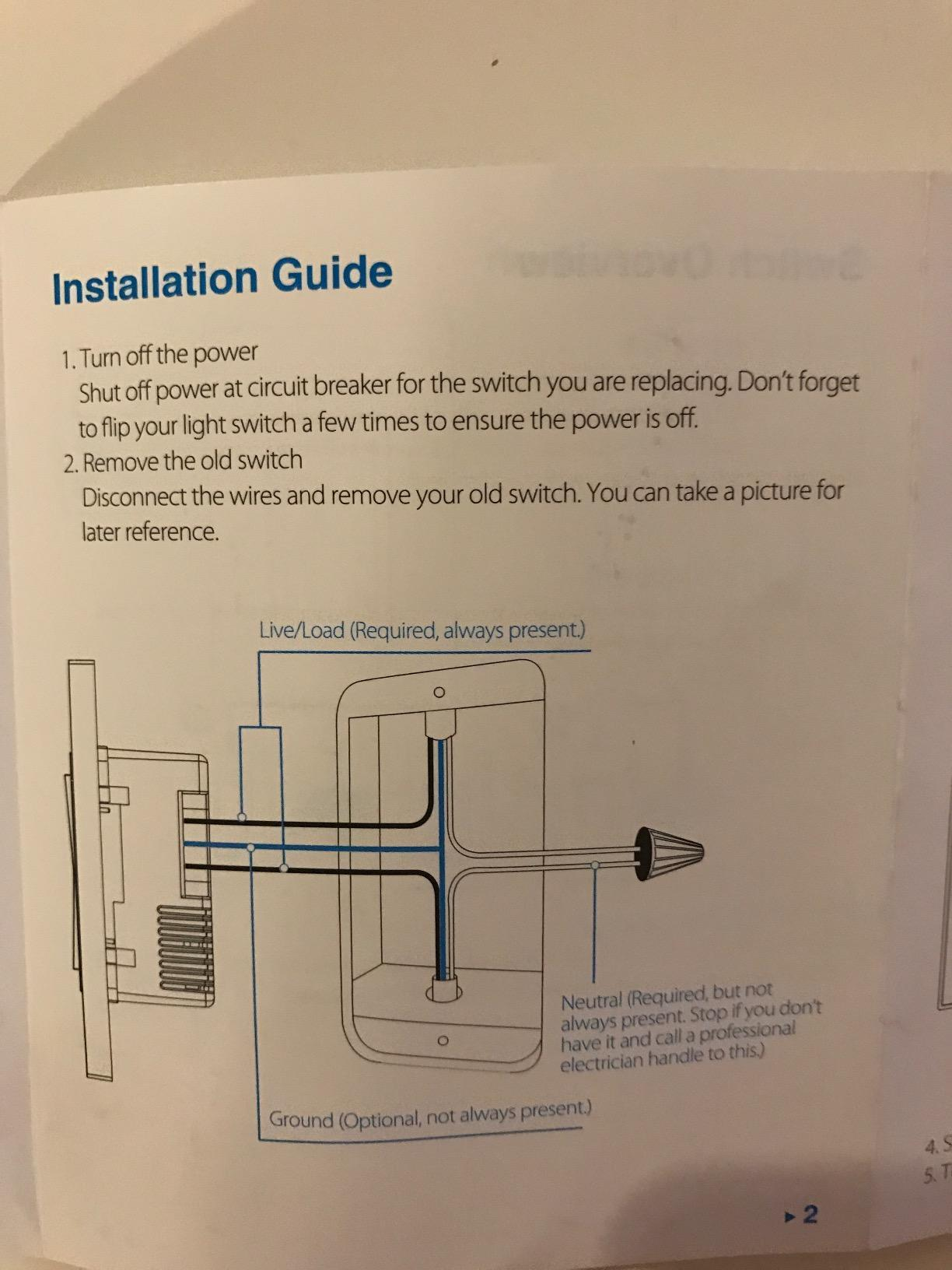 Koogeek Two Gang Wi Fi Enabled Smart Light Switch Works With Apple Lighting Wiring Diagram 9 10 From 18 Votes Recessed Is This Helpful 0