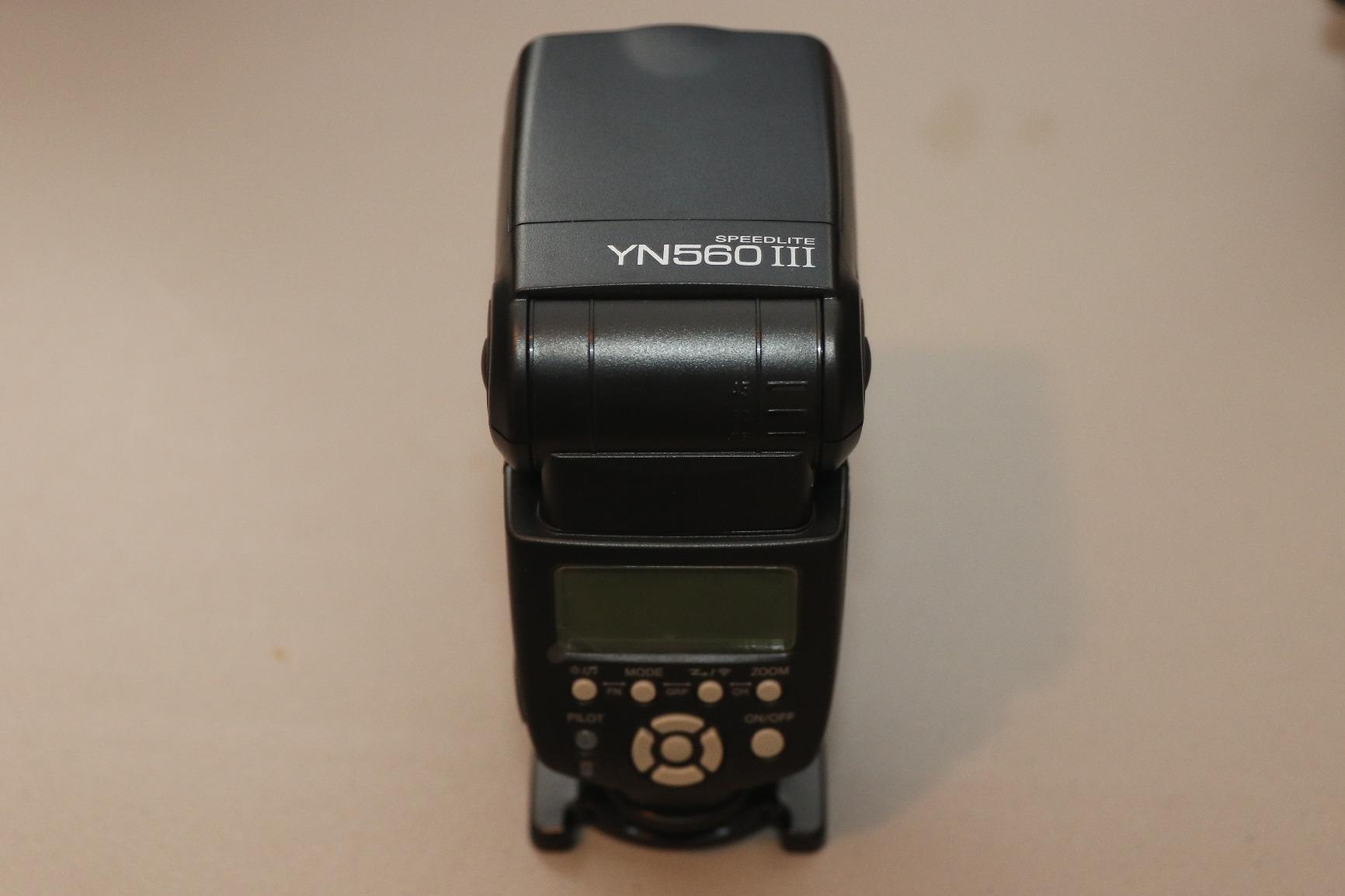 yongnuo flash 560 iii manual