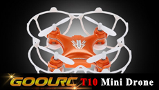 Original GoolRC T10 Mini
