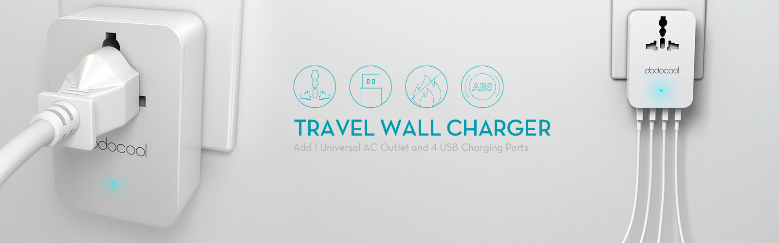 Multi-function Travel Power Charger