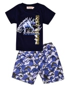 New Baby's Boys Arrival Casual Sportswear Comfortable Cartoon Kids Suits Children Sets