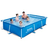 Bestway Steel Pro Rectangular Swimming Pool 259 * 170 * 61cm