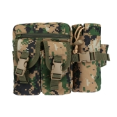 Military Tactical Sport Waist Bum Bag Belt Pouch Fanny Pack Detachable