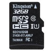Kingston Class 10 8GB 16GB 32GB 64GB MicroSD TF Flash Memory Card 48MB/s with Card Adapter