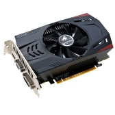 Colorful 2048MB NVIDIA GeForce GT 730 GPU 2GB 64bit DVI+VGA+HDMI Port DDR5 PCI-E X16 2.0 Video Graphics Card with One Cooling Fan