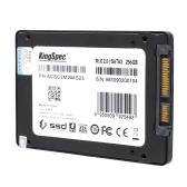"KingSpec SATA 3.0 2.5"" 256GB MLC Digital SSD with Cache for PC"