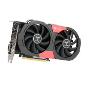 Colorful NVIDIA GeForce GTX iGame 1050 GPU 2GB 128bit Gaming 2048M GDDR5 PCI-E X16 3.0 Video Graphics Card DVI+HDMI+DP Port with Two Cooling Fans