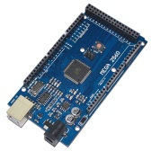 Improved MEGA2560 R3 Development Board Module w/ USB Cable for Arduino - Blue