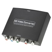 HDMI to YPbPr Component  RGB HD Video/Audio Converter Support R/L Audio Output