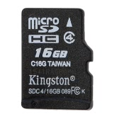 Kingston Class 4 8G 16GB MicroSDHC TF Flash Memory Card 4MB/s Speed