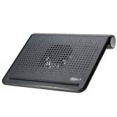 Oimaster Creative Unique USB Powered Silent Fan Cooling Pad Cooler with Built-in Stereo Bass Dual Speakers for 12inch-16inch Laptop