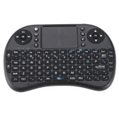 Mini 2.4G Wireless Keyboard Handheld Air Mouse Touchpad Remote Control for Xbox360/PS3/Andriod TV Box Smart TV HTPC IPTV PC Pad
