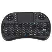 Mini 2.4G Wireless Russian RU Keyboard Handheld Air Mouse Touchpad Remote Control for Xbox360/PS3/Andriod TV Box Smart TV HTPC IPTV PC Pad