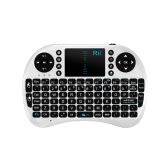 2.4G Rii Mini i8 Wireless Keyboard with Touchpad for PC Pad Google Andriod TV Box Black