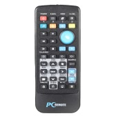 Multifunctional 2.4G Wireless PC Computer Remote Control Media Network TV Controller with Mini USB2.0 Receiver