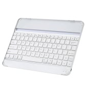 Wireless Bluetooth Keyboard Ultra Slim with Built-in Stand Groove for iPad Air 2
