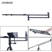 Andoer VS-200 6.4ft Foldable Extendable Compact Mini DSLR Camera Video DV Photography Crane Jib Arm for Nikon Canon Sony Olympus Pentax Camera Max.Load Capacity 5kg / 11Lbs