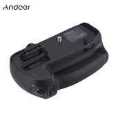 Andoer BG-2N Vertical Battery Grip Holder for Nikon D7100/D7200 DSLR Camera Compatible with EN-EL Battery