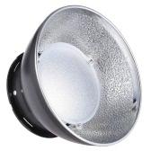 "SGA-SR173S 17cm / 6.7"" Speedlite Beauty Dish Diffuser Lamp Shade for Nikon Canon Yongnuo Godox Sigma Andoer Neewer Vivitar Speedlight On-camera Flash Speedlight"