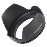 82mm Reversible Universal Flower Type Lens Hood Accessory for Canon Nikon Olympus Sony Camera Camcorder Lenses
