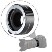 KOOKA KK-C25A 25mm AF Auto Focus Macro Close-up Extension Tube Ring for Canon EOS 70D 7D2 5D3 5DS 5DSR 6D 60D  550D 600D 650D 700D 750D 760D/ Rebel T2i T3i T4i T5i T6i T6s DSLR Camera EF/EF-S Mount Lens---Support TTL Function