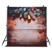 1.5 x 2m Christmas Holiday Digital Printing Photography Background for Photo Studio