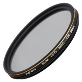 CACAGOO 58mm CPL Circular Polarizer Filter Photography Multi-coated Optical Glass Lens Filter for Canon Nikon Sony Pentax DSLR Camera