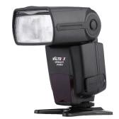 Viltrox JY680A On-camera Speedlite Light Flash GN33 for Canon Nikon Sony Pentax DSLR Camera
