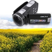 "HD-800 3.0"" LCD Screen Full HD 24MP 18X Digital Zoom 1080P 15FPS Anti-shake Digital Video Recorder DV Camera Camcorder DVR"
