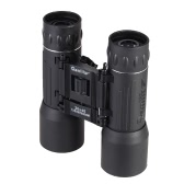 30 * 40 Pocket Metal Binocular Telescope Dual Focus Zoom BAK4 Prism Green Film 8.0°Wide-angle View 1500-9000m Field Travel Concert Hunting