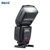 MEIKE MK570II GN58 2.4G Wireless Master Slave Speedlight Flash for Canon Nikon Pentax Olympus DSLR Camera