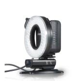 Aputure Amaran Halo HN100 CRI 95+ LED Ring Flash Light for Nikon D7100 D7000 D5200 D5100 D800E D800 D700 D600 D90 Camera