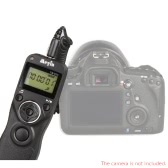 Meyin TW-830 N3 Shutter Release Cable Timer Remote Control for Canon EOS 7D 5D Series 1D Series 50D 40D 30D 20D 10D