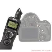 Meyin TW-830 N3 Shutter Release Cable Timer Remote Control for Canon EOS 7D 5D Series 1D Series 50D 40D 30D 20D 10D