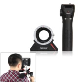 Aputure DEC Radio Wireless Remote Adapter Aperture Follow Focus Controller for Canon EOS EF Lens to MFT Mount Camcorder for BMPCC GH4