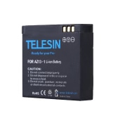 TELESIN 3.7V 1010mAh 3.7Wh Rechargeable Li-ion Battery for Xiaomi Yi Xiaoyi Action Sports Camera