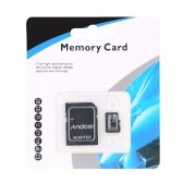 Andoer 32GB Class 10 Memory Card TF Card + Adapter + Card Reader USB Flash Drive for Camera Car Camera Cell Phone Table PC GPS