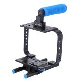 Andoer Lightweight Wrap-around DSLR Camera Cage Rig for BMCC BlackMagic Cinema Camera