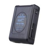 FARSEEING FD-V130L 14.8V 8.8Ah 130Wh V-mount Li-ion Battery for Video Camera
