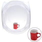"""20"""" 50x50cm Photo Studio Shooting Tent Light Softbox Cube Box Kit + 4 Backdrops"""